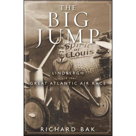 The Big Jump (Hardcover)
