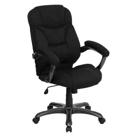 Microfiber High Back Office Chair  Multiple Colors
