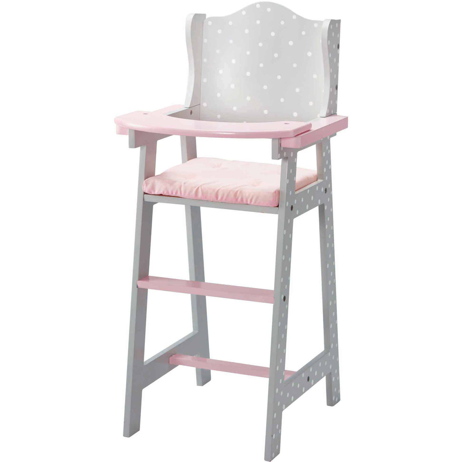 Olivia s Little World Baby Doll Furniture Baby High Chair