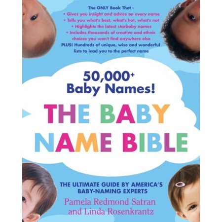 The Baby Name Bible - eBook