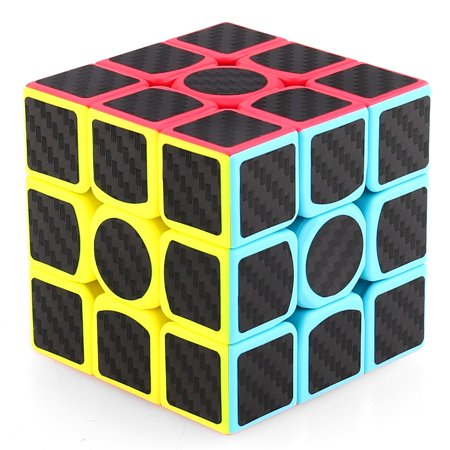 Solve Magic Cube (Moretek Speed Magic Cube 3x3x3 Puzzles Toys for Children's Day/Birthday/Thanksgiving/Christmas/New Year )