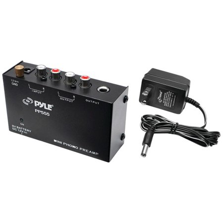 Pyle Pro Ultracpct Trntbl Preamp