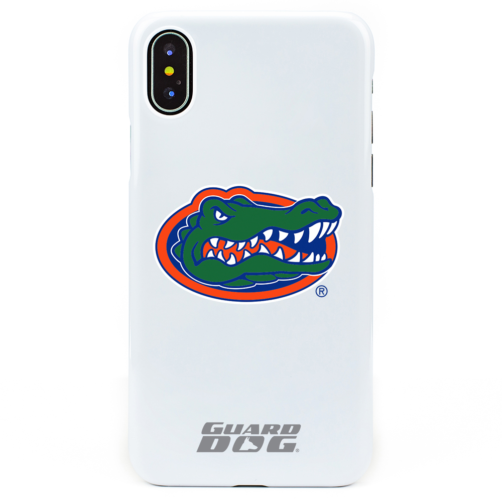 Florida Gators Case for iPhone X / Xs - White