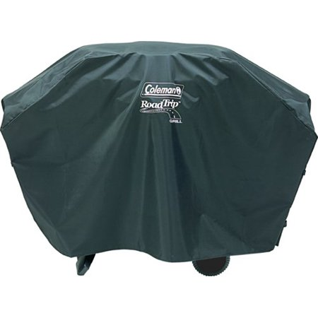 RoadTrip Grill Cover, Versatile cover fits all propane-powered Coleman RoadTrip series grills, including models 9941, 9944, 9949, and RoadTrip Pro By Coleman