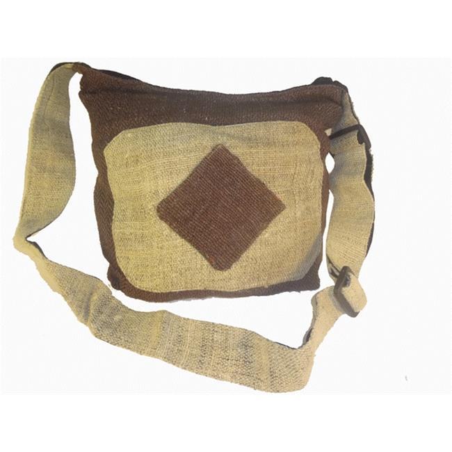 Visu Craft H650BD New Design Hemp Shoulder Bag