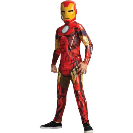 Iron Man Kids Costume](Iron Man Costum)