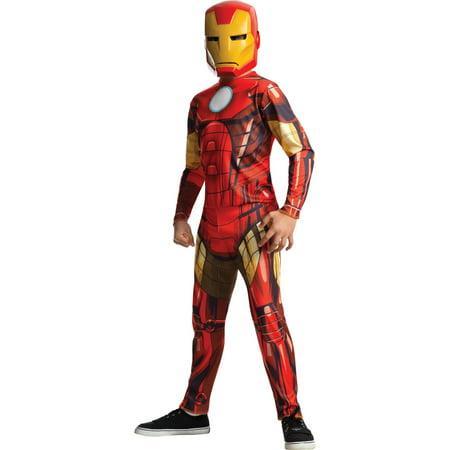 Iron Man Kids Costume - Iron Man Costume Kids
