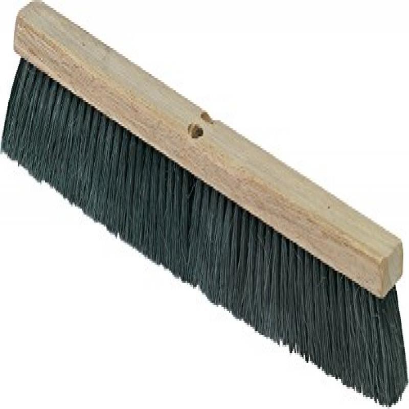 "Carlisle 3621921803 Flo-Pac Hardwood Block Floor Sweep, Tampico Bristles, 18"" Block... by Cfs"