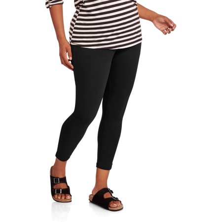 4454680b9db67 Faded Glory - Women's Plus Size Essential Leggings - Walmart.com