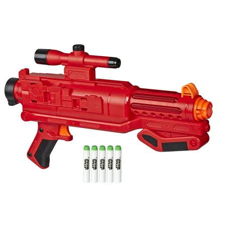 Nerf Star Wars Sith Trooper Blaster, Includes 5 Darts
