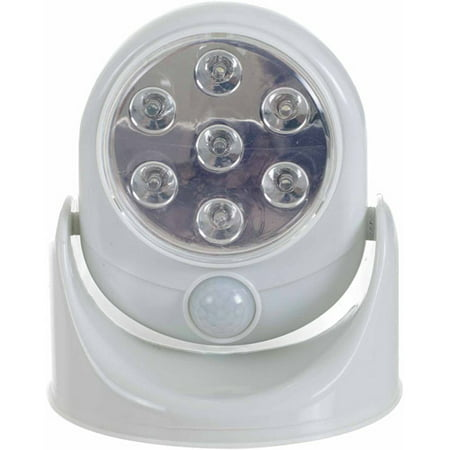 Cordless Outdoor Motion Sensor LED LightCordless Outdoor Motion Sensor LED Light   Walmart com. Exterior Motion Detector Led Lights. Home Design Ideas