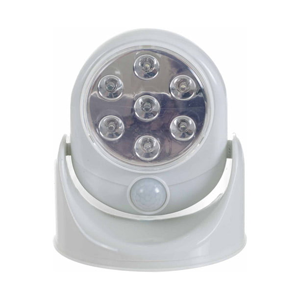 Trademark Global Cordless Outdoor, Motion Detector Led Lights Outdoor