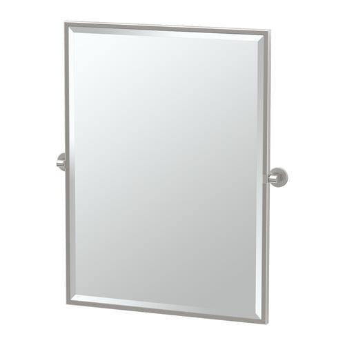 Gatco Zone Framed Rectangle Mirror by Gatco