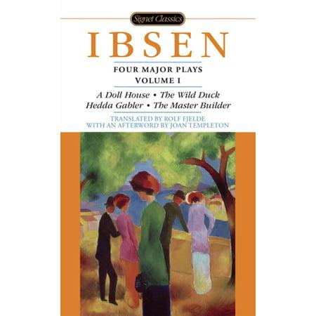 Four Major Plays, Volume I - eBook ()
