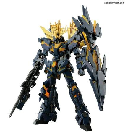 Bandai Bandai Hobby RG 1/144 Unicorn 02 Banshee Norn Gundam UC Figure Model Kit (Premium Unicorn Mode Box)