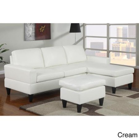 Cannes Reversible Sectional Couch with Free O