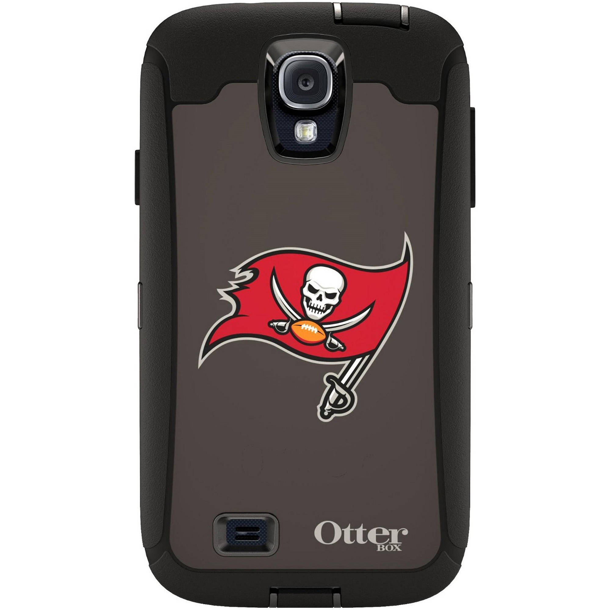 OtterBox Defender NFL Series Case for Samsung Galaxy S4, Buccaneers