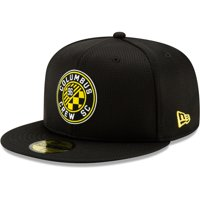 Columbus Crew SC New Era On-Field 59FIFTY Fitted Hat - Black