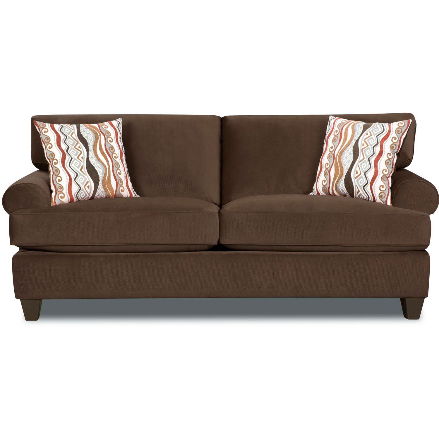 Cambridge Easton Sofa in Chocolate