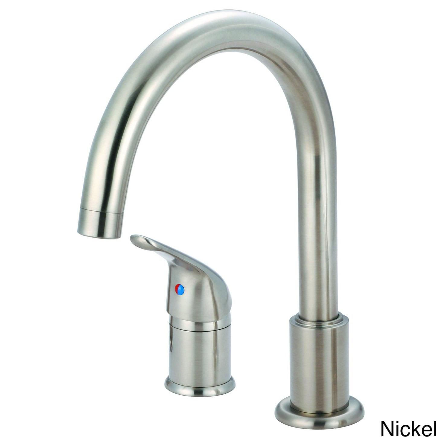 Kitchen Faucets Walmart: Pioneer Premium Series 2PM330 Single Handle Kitchen Faucet