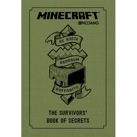 Minecraft: The Survivors' Book of Secrets : An Official Mojang Book - Minecraft Halloween World Secrets