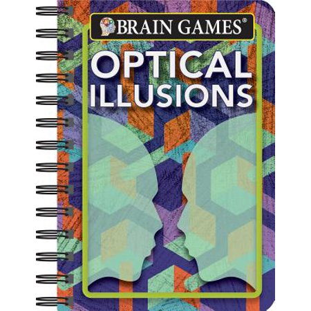 Mini Brain Games Optical Illusions