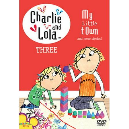 Charlie & Lola Volume 3: My Little Town - Charlie E Lola Halloween