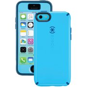 Speck Products iPhone 5c CandyShell Case Plus FACEPLATE - Carrying Case - Lagoon Blue/Deep Sea Blue