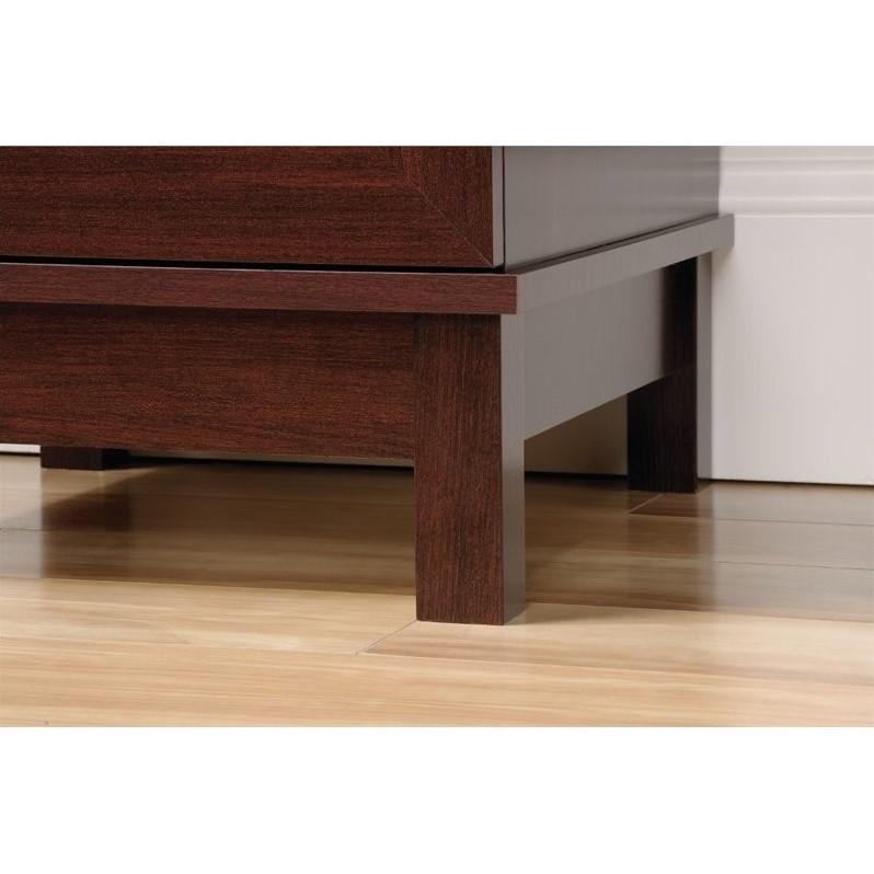 Sauder Kendall Home Office Desk in Cherry - image 5 de 7
