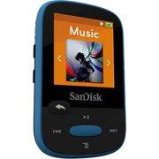 Clip Sport MP3 Player 8G Blue