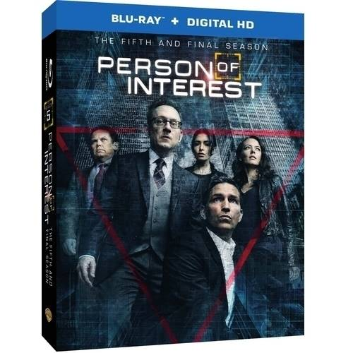 Person Of Interest: The Fifth And Final Season (Blu-ray)