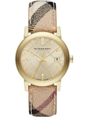 Burberry Unisex Classic Checked Analog Quartz 38mm Watches