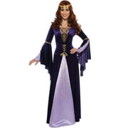 Princess Guinevere Renaissance Costume Dress Adult