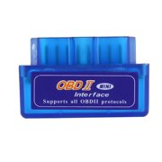 Auto Diagnostic Scanner Mini ELM327 OBD2 II Bluetooth Car Auto Diagnostic Interface Scanner Tool