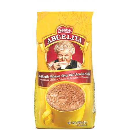 Nestlé Abuelita Authentic Mexican Style Hot Chocolate 2 lb bag