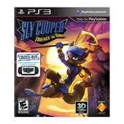 Sly Cooper: Thieves In Time [PS Vita Cross Buy], Sony, PlayStation 3, 711719982470