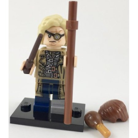 LEGO Harry Potter Fantastic Beasts Mystery Pack Alastor Mad-Eye Moody Mystery Minifigure [No - Mad Potter Coupons