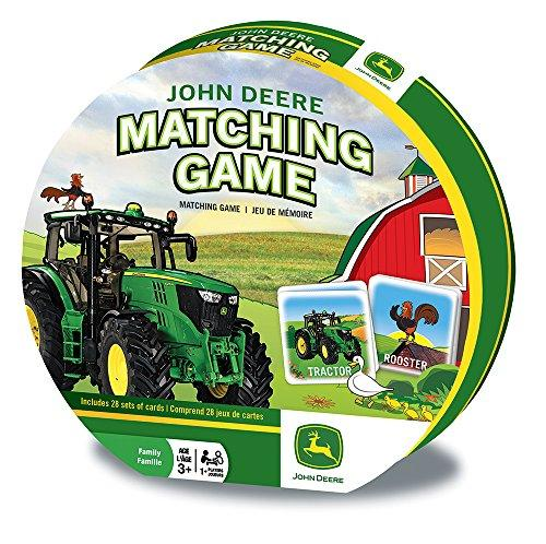 John Deere Matching Game Cards