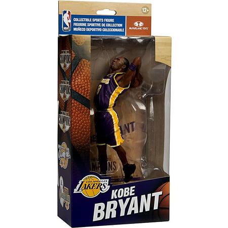 - McFarlane Championship Series Kobe Bryant Action Figure [NBA Finals 2002]