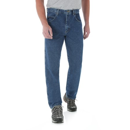 Wrangler Men's Rugged Wear Relaxed Fit (Wrangler Relaxed Fit Denim)