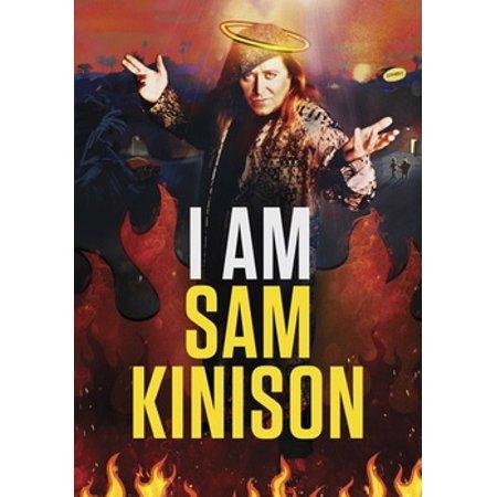 I am Sam Kinison (DVD) (Sam I Am Hat)