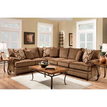 Chelsea Home Ria Sectional Sofa