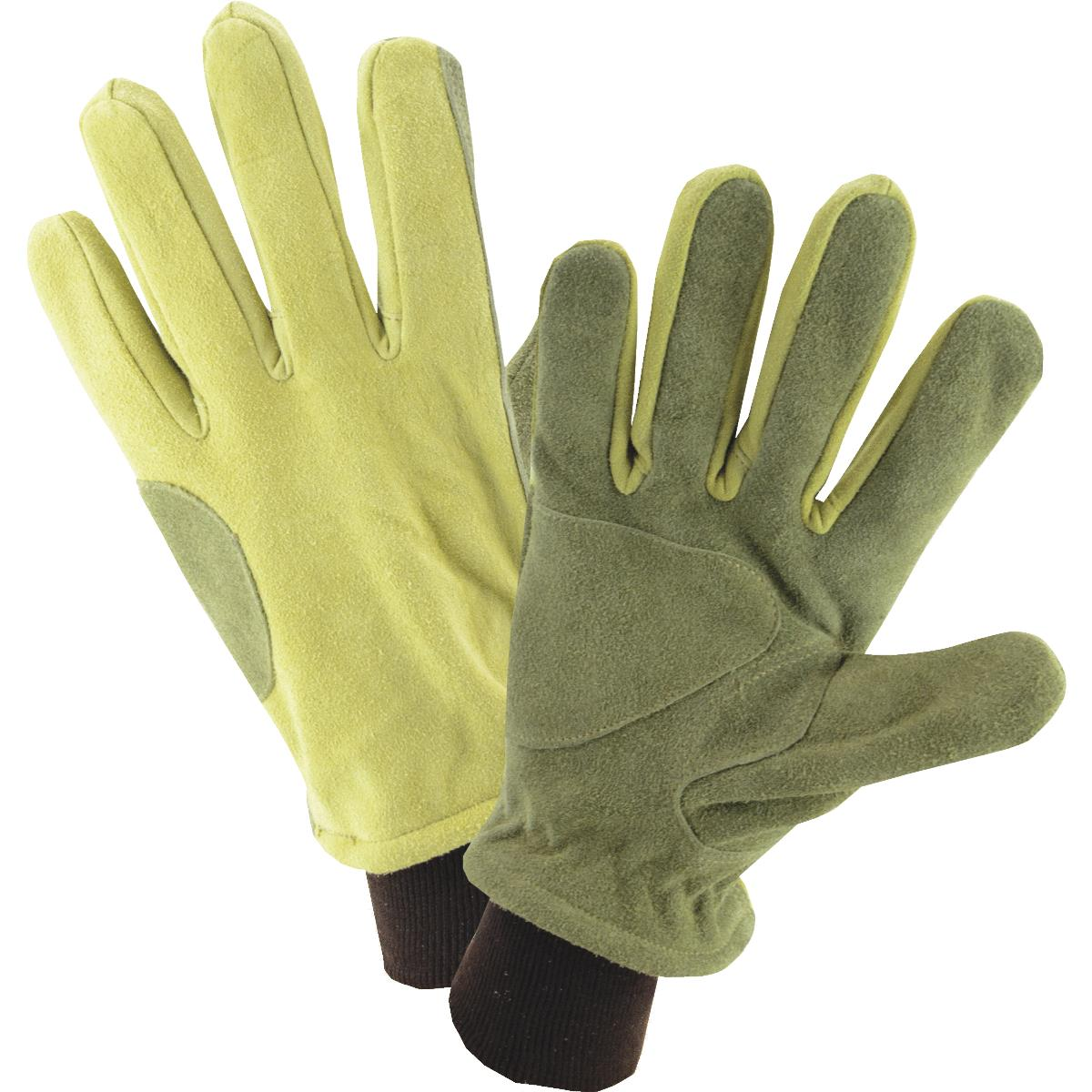 Wells Lamont 1195Xl Leather Winter Work Glove