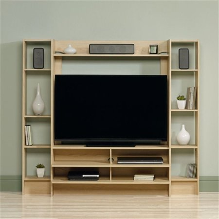 Bowery Hill Entertainment Center in Urban Ash