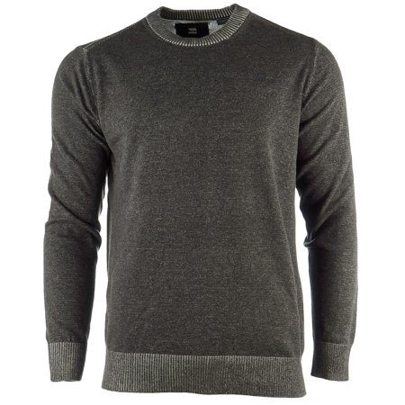 G-Star Core Plated Knit Regular Fit Pullover Sweater - Mens