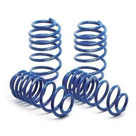 H&R Super Race Springs - 96-04 Ford Mustang -