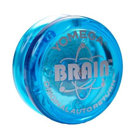 Yomega Brain Blue Yo Yo W Auto Return Clutch Technology w String Brand New Version
