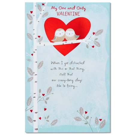 American greetings one and only valentines day card with foil american greetings one and only valentines day card with foil m4hsunfo
