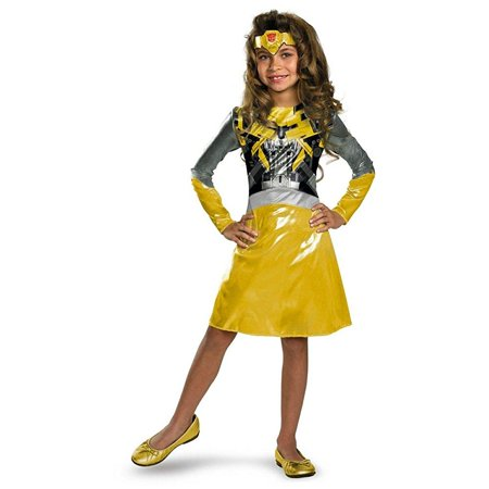 transformers bumblebee girl costume - toddler - toddler - Girls Transformers