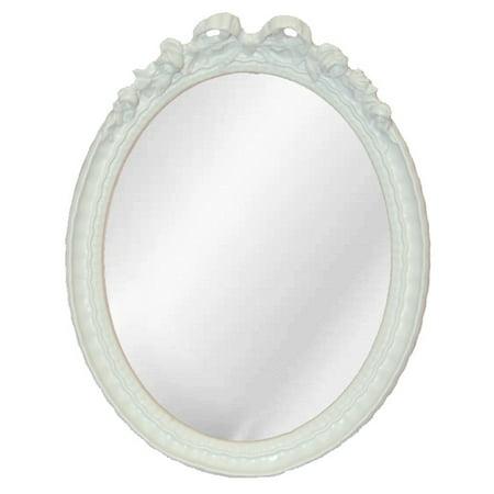 Hickory Manor House Oval Wall Mirror ()